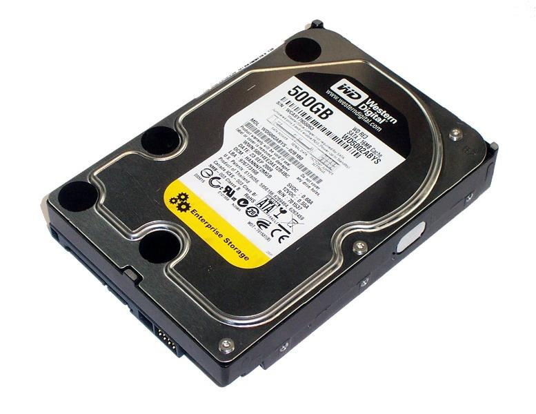 HDD 500GB SATA 3,5″ WD5002ABYS