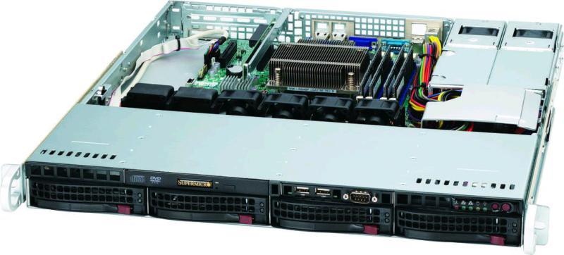 Supermicro C813M (H8SGL-F) 1x AMD Opteron 6320 8 Core 2.8GHz, 16Gb RAM, 2Tb 7.2K SATA
