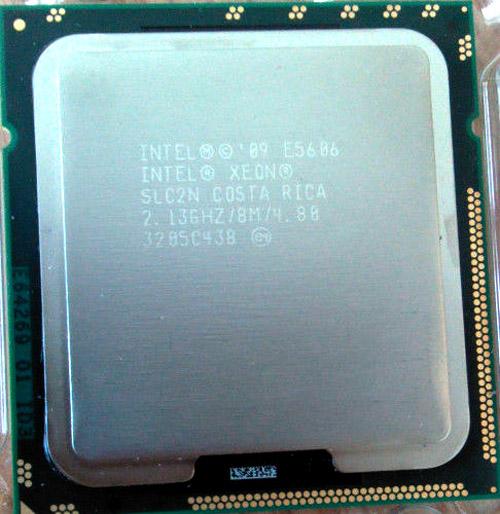 CPU Intel Xeon E5606 Quad Core 2.13GHz