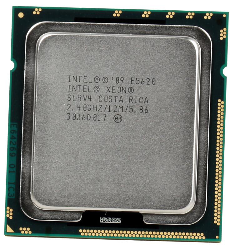 CPU Intel Xeon E5620 Quad Core 2.40GHz